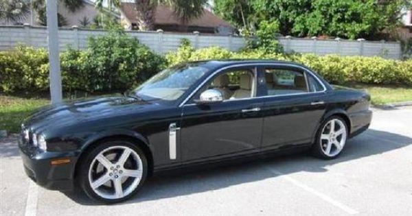 Cars For Sale 2008 Jaguar Xj Vanden Plas Super V8 In Wilton