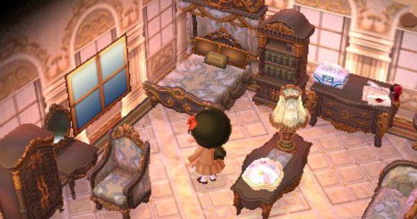 Rococo Series Animal Crossing Animal Crossing Pocket Camp