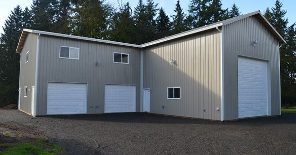 Apartment over garage designs storage garage with for Apartment garage storage