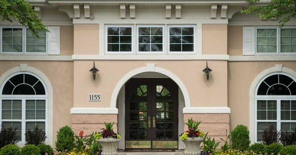Enjoy Upscale Mid Rise Living With Incomparable Amenities