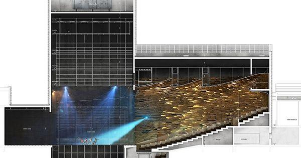 beauvais theatre cancelled project by moreau kusunoki architectes paris fr unbuilt. Black Bedroom Furniture Sets. Home Design Ideas