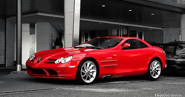 Mercedes Benz Slr Mclaren Slr Mclaren Mercedes Slr Mercedes