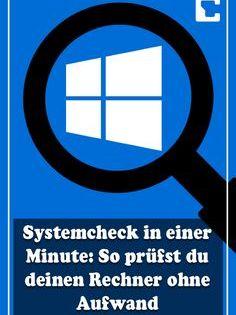 Funktions Check Fur Ihr System Windows Und Programme Prufen Tipps Und Tricks Rechnen Und Finanzen
