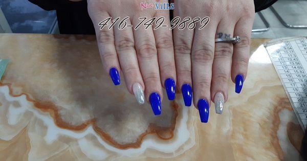 Pin On Nice Nails Nail Salon Etobicoke
