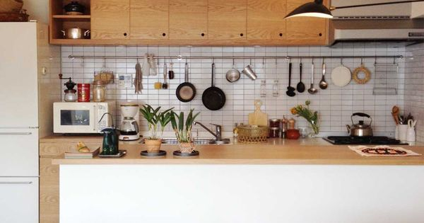good Kitchen // house of sendagaya  좋아하는 집 꾸미기  Pinterest  부엌 ...