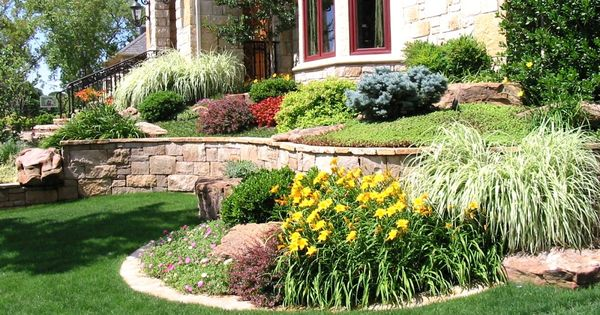 Landscaping ideas front yard kansas city design plan backyard corner landscaping pictures - Practical ideas to decorate front yards in the city ...