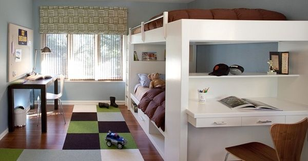 jugendzimmer gestalten junge braun gr n wei hochbetten teen 39 s bedroom pinterest. Black Bedroom Furniture Sets. Home Design Ideas