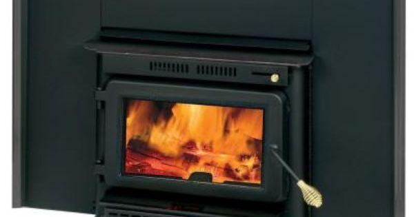 Wood Burning Fireplace Insert 13 Nci, Englander Wood Burning Fireplace Insert