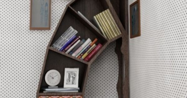 Book Shelves -