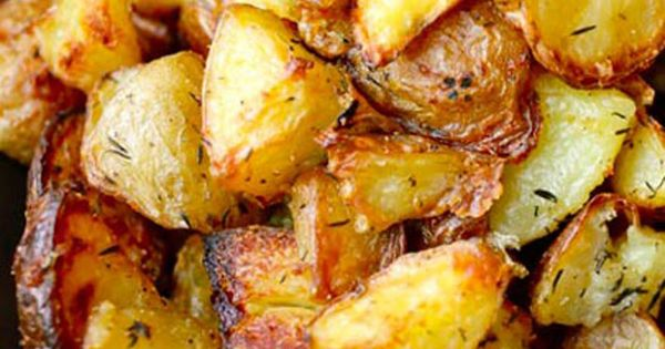 Ultra-Crispy Roast Potatoes | Food | Pinterest | Rôtis et Pommes De ...