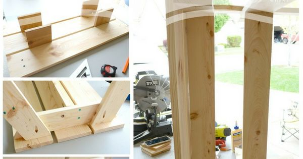 DIY Children's Picnic Table. Perfect size for toddlers and young ...