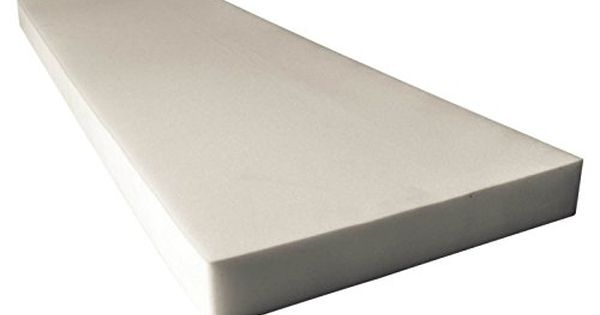 Mybecca 0 5 X24 X72 Upholstery Seat Cushion Medium Firm Foam Replacement Sheet Pad For Product Price I Upholstery Foam Foam Sheets Cleaning Upholstery