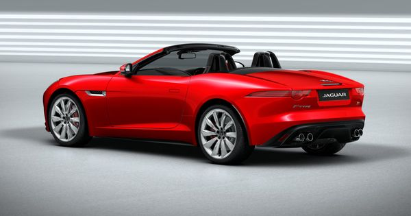 Exotic Cars Pictures >> Jaguar F-TYPE V8 S, 2-seat convertible sports car | Exotic Cars | Pinterest | Sports cars ...