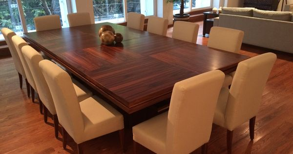 Mesa de comedor de 315 x 60 para 12 personas comedor for Comedor 12 personas chile