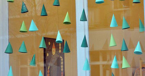 Classroom Decoration Hanging Ideas ~ Decoração de natal ideias super criativas para