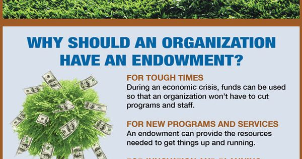 Direct Mail The Nonprofit Guru With an endowment, money almost does grow on trees | Good ...