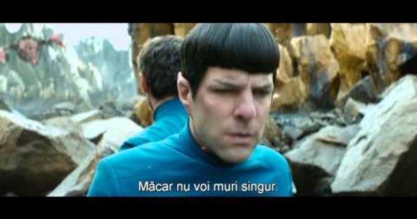 Star Trek Dincolo De Infinit Primul Trailer Subtitrat Romană