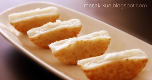 Cara Membuat Kue Pancong Mantap And Delicius From Indonesian Resep Resep Makanan Penutup Makanan
