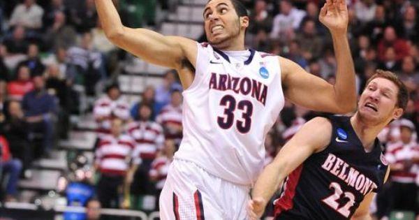 Arizona Wildcats Basketball - Arizona Over Belmont Photo ...