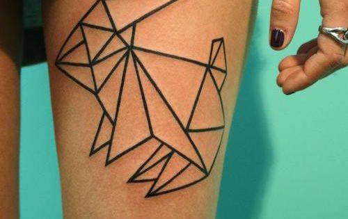 Tattoo leg tats tattoos ink inked girl woman tatts tattoo design tattoo