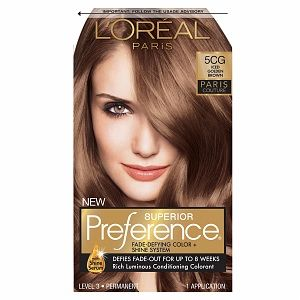 L Oreal Preference Hair Color Only 2 71 Reg 8 99 At Target