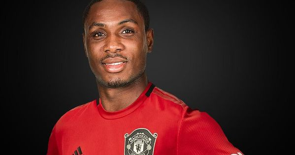 With Marcus Rashford Injured Shanghai Shenhua Striker Odion Ighalo Emerged A Late Target For Manchester United As Ole In 2020 Man United Manchester United Manchester