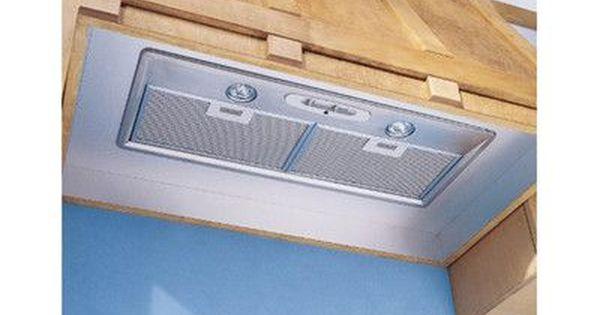 Bqnu 27 5 400 Cfm Ducted Under Cabinet Range Hood Halogen Lamp Range Hoods Custom Range Hood