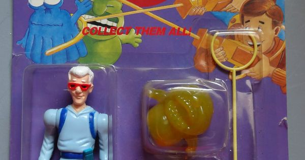 Ghostbusters BOOTLEG FIGURES SPOOK CHASERS EGON & PETER ...  Spook