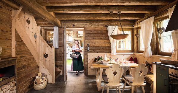 Stubaital neue chalets direkt am gletscher a list for Design hotel stubaital