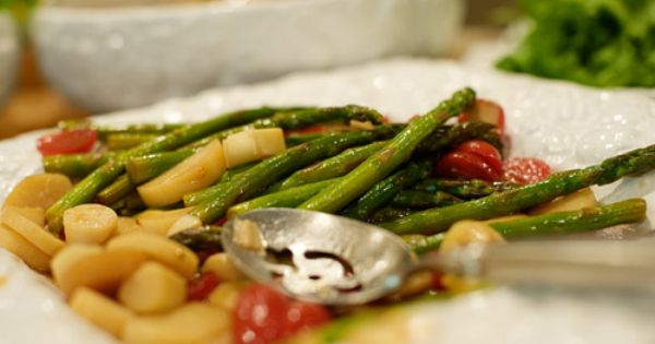 Marinated asparagus, Hearts of palms and Asparagus on Pinterest
