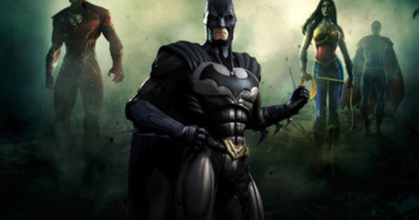 Batman Injustice Gods Among Us Wallpaper Batman Injustice Injustice Superman Games