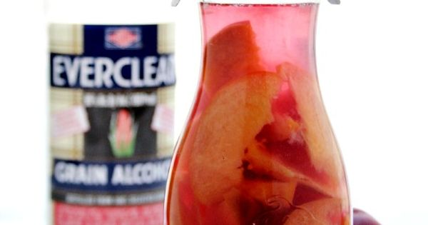 Schnapps, Peaches and Liqueurs on Pinterest