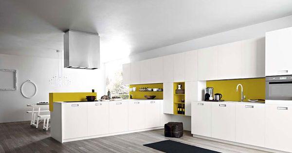 Quelle couleur choisir pour ma cuisine gris jaune jaune - Quelle couleur pour ma cuisine ...