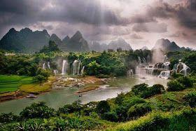 Pemandangan Alam China