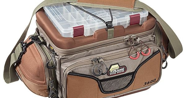 Plano 3650 guide series tackle bag bass pro shops for Bass pro fishing backpack
