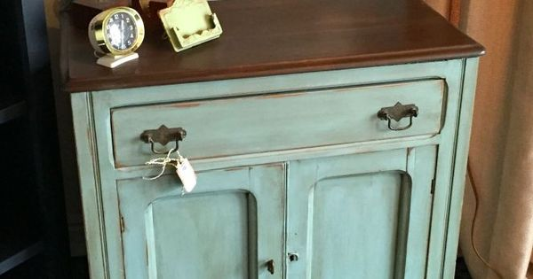 Chalk painted furniture ideas for Painting over lead paint on furniture