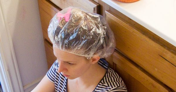 """Coconut Oil Hair Treatment. Pinner says: I just did this today, and"