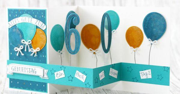 Geburtstagskarte HappBEE Birthday fr/öhlich witzig Gl/ückwunschkarte oder Gutschein zum Geburtstag Pop up Karte Geburtstag mit 3D Biene auf Blume G27