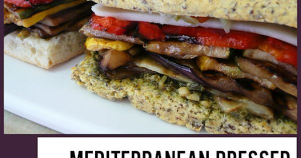 Picnic sandwiches, Eggplant zucchini and Sandwiches on Pinterest