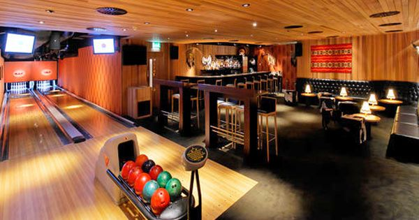 Boutique Home Bowling Alley Photo Gallery Home Bowling Alley Finishing Basement Home