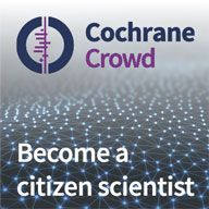 Cochrane Crows Become A Citizen Scientist Cpap Randomized Controlled Trial Drug Treatment