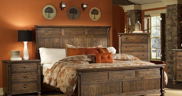 Elegantes interiores con muebles rústicos mexicanos - Casa ...