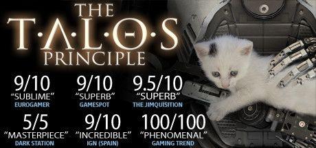 The Talos Principle On Steam The Talos Principle The Incredibles Principles