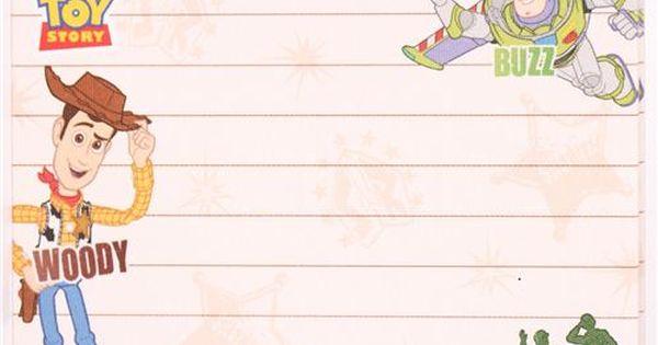 Disney Toy Story Characters Mini Memo Pad From Japan Memo Pads Stationery เคร องเข ยน กระดาษเข ยน กระดาษสม ดบ นท ก