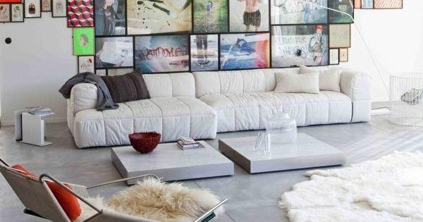 wohnzimmer wanddeko bilder fotowand skandinavischer stil fotowand pinterest. Black Bedroom Furniture Sets. Home Design Ideas
