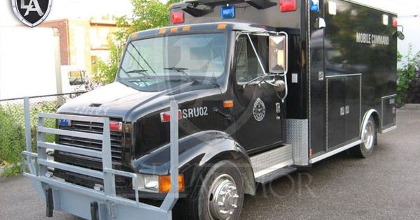 Armored Vans, Tactical Armored Vehicle and SWAT Trucks ...
