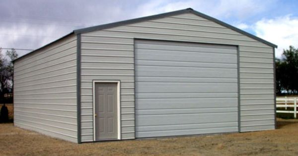 Diy Steel Building Kits Metal Roof Panels Shed Garage Style