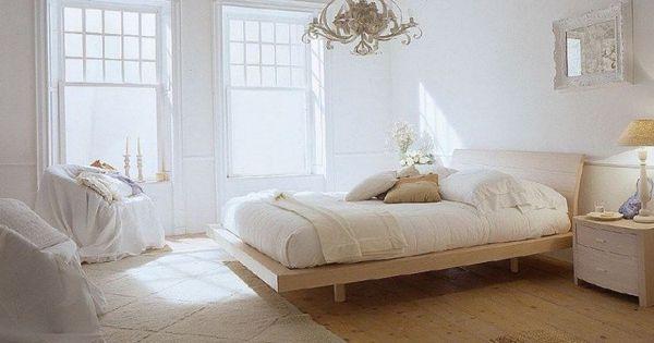 Chambre bohème – atmosphère romantique en blanc  Vintage, Design ...
