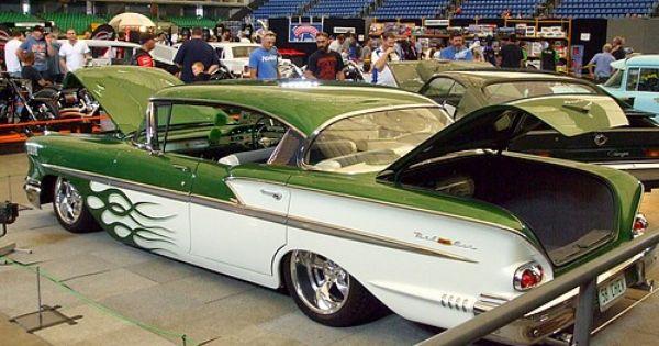 1958 Chevrolet Belair Sports Sedan Rhd Been Here Since New Very