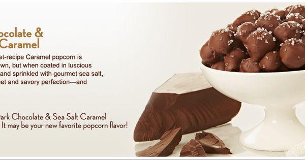 Sea salt caramel, Sea salt and Caramel on Pinterest